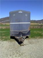 16ft 2006 Moritz Livestock Trailer
