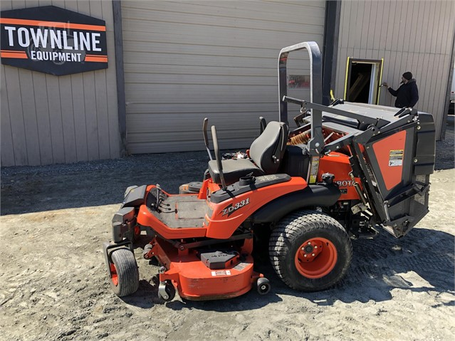 2010 KUBOTA ZD331P-60 For Sale In Plainfield, New Hampshire