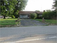 605 E Morgan St   Spencer IN   Ranch Home on Corner Lot