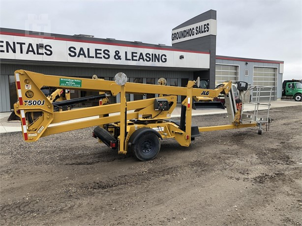 JLG Towable Boom Lifts For Sale in Alberta - 1 Listings