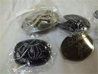 Assorted Belt Buckles