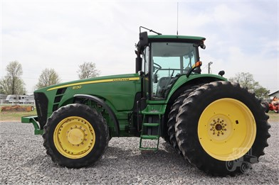 JOHN DEERE 8130 Auction Results - 71 Listings | TractorHouse
