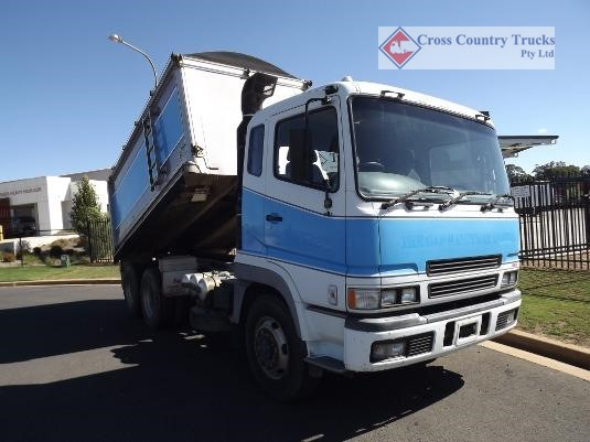 2008 Fuso FV Cross Country Trucks Pty Ltd - Trucks for Sale