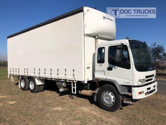 2007 Isuzu FVM 1400 DOC Trucks - Trucks for Sale