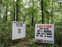 79+/- Acres - Timber - Amity, AR