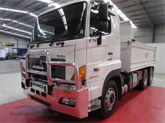 2018 Hino 700 Series 2844 FS Trucks for Sale