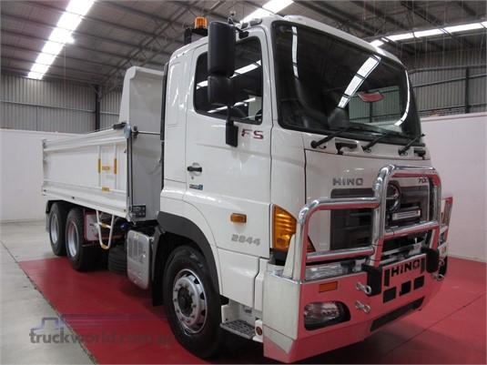 2018 Hino 700 Series 2844 FS - Trucks for Sale