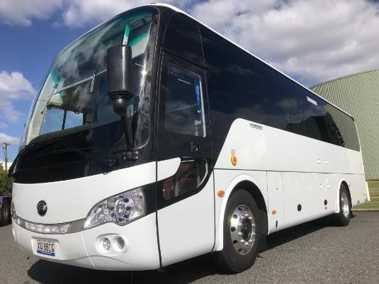 2019 Yutong 39 Seater Coach - Buses for Sale