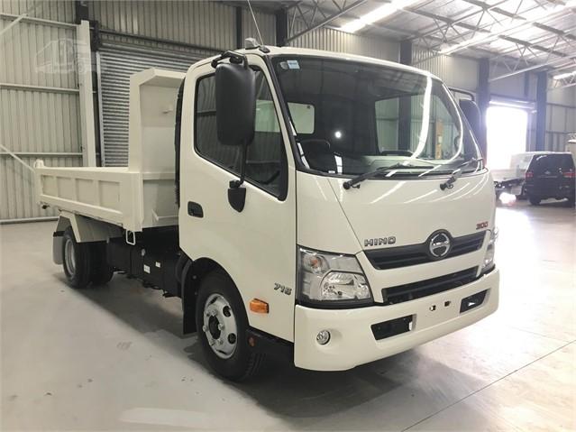 2019 HINO 300 716 For Sale In Breakwater, Victoria Australia