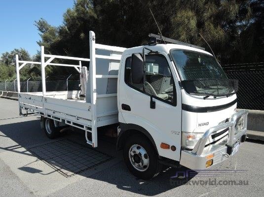 2009 Hino 300 Series 716 SteelAce - Trucks for Sale