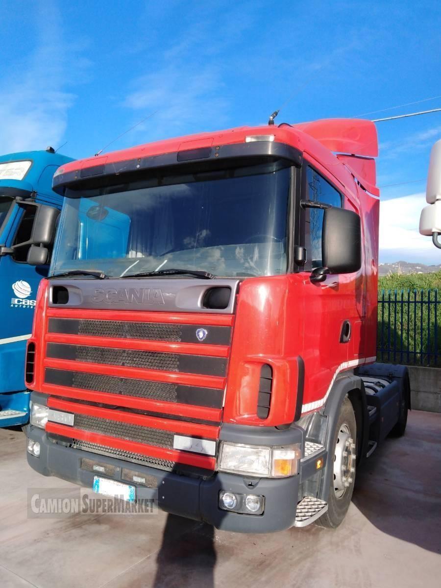 Scania R144L460 used 1999