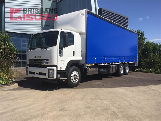 2018 Isuzu FVL Brisbane Isuzu  - Trucks for Sale