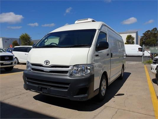 7b901b2708 Toyota Hiace Refrigerated LWB Van - Sales - TruckWorld