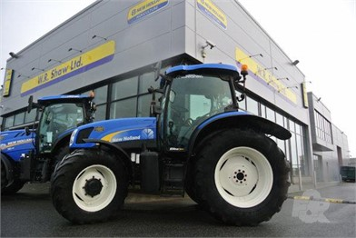 NEW HOLLAND T6030 for sale in Ireland - 11 Listings | Farm