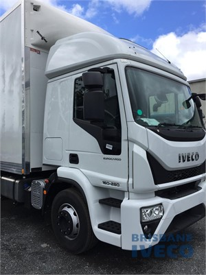 2018 Iveco Eurocargo ML160 Iveco Trucks Brisbane - Trucks for Sale