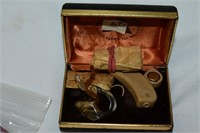 Hearing Aid, Batteries & Vintage Glasses