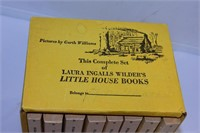 Complete Set of Little House on the Prairie Books