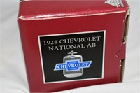 1928 Chevrolet National Ab Die Cast Delivery Truck