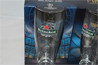 Heineken Glasses