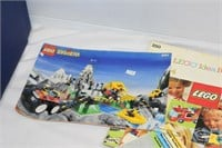Group of Lego Booklets