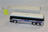 MCI The Trend Setter Bus Coin Bank