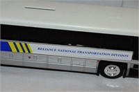 Reliance National Transportation Division Bus