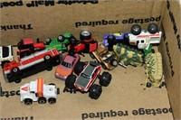 Mini Vehicles