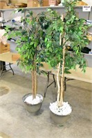 (2) Artificial Trees