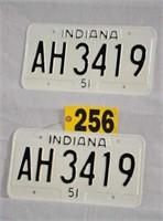 Larry Crockford OnLine License Plate Auction