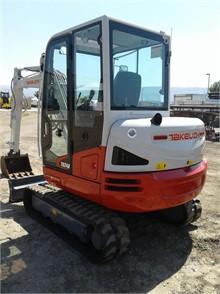 Mini (Up To 12,000 Lbs) Excavators For Sale - 7663 Listings