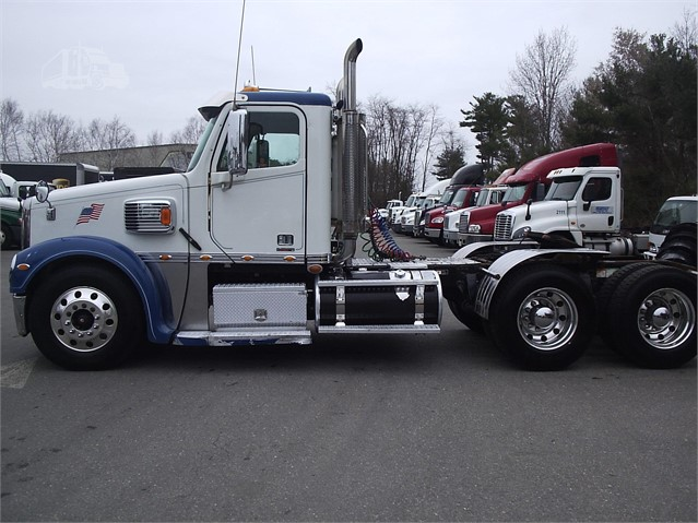 2010 FREIGHTLINER CORONADO 132 For Sale In Londonderry, New Hampshire