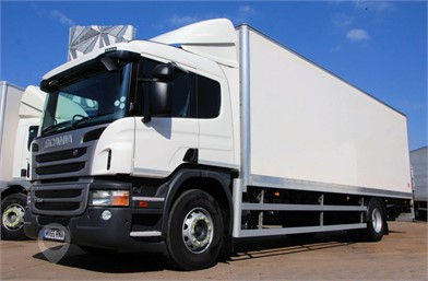 c6d91503fe Used SCANIA Box Trucks for sale in the United Kingdom - 31 Listings ...