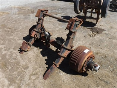 Misc Axle W/Leaf Springs  Other Auction Results - 1 Listings