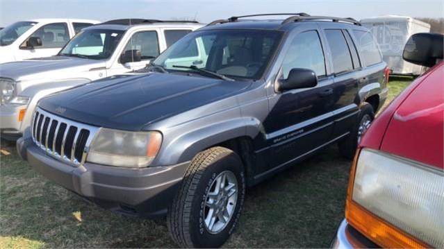 2003 jeep grand cherokee laredo for sale in markleville indiana truckpaper com 2003 jeep grand cherokee laredo