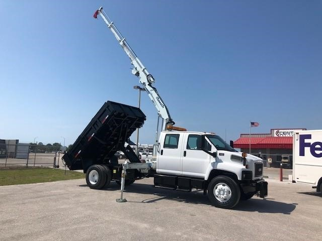 Gmc C7500 Flatbed For Sale