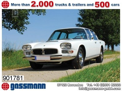 MASERATI Other Items For Sale - 4 Listings | MarketBook co