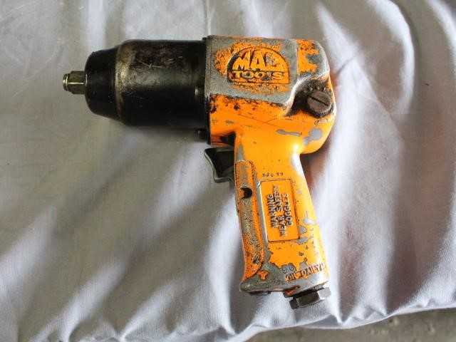 MAC Tools AW434 Impact Wrench | HiBid Auctions