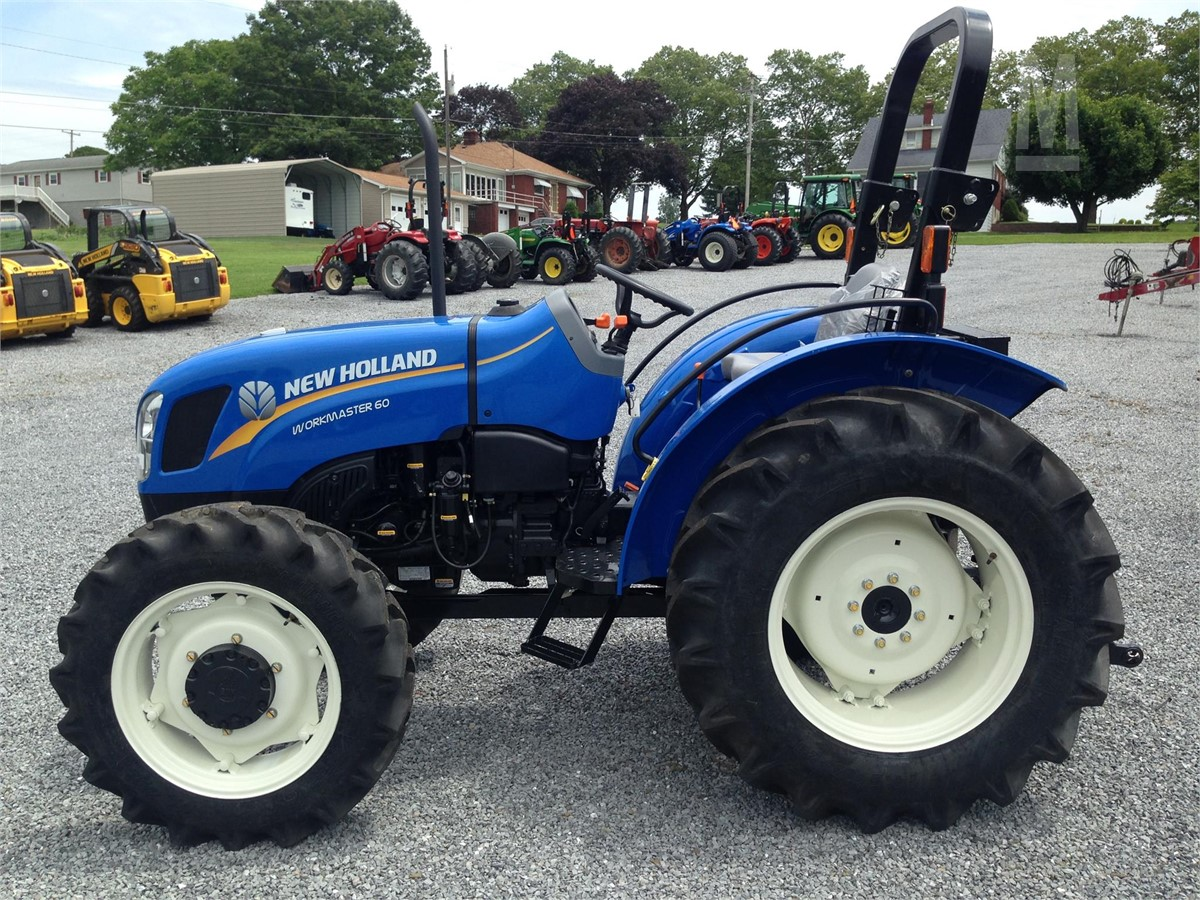 2017 NEW HOLLAND WORKMASTER 60 For Sale In Martinsburg