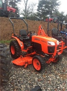 KUBOTA Less Than 40 HP Tractors For Sale In Tennessee - 63