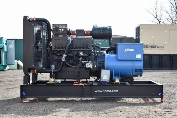 SDMO Generators For Sale - 33 Listings | PowerSystemsToday com