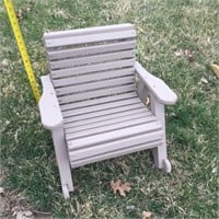 Amish Made Outdoor Furniture