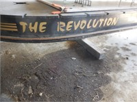 "Chassis Liner ""The Revolution"" 18' Frame Machine"