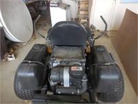 IH Cub Cadet Tank M72 Commercial 0-Turn Mower