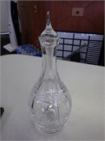 Wall Decor, Glass Decanter, Hat, Frame