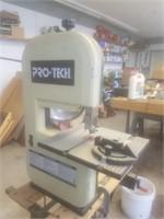 Pro-Tech model 3203 band saw