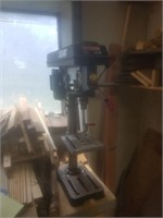 craftsman 2/3 HP drill press laser trac