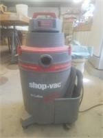 RSP shop-vac wet/dry vacuum 4.0hp