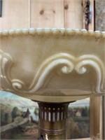 Exceptional Art Deco Torche Floor Lamp
