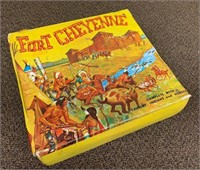 Early Fort Cheyenne Game Set