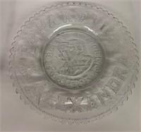Fine 1902 Coronation of Edward Alexander VII Plate